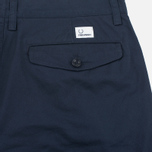 Мужские шорты Fred Perry Classic Twill Navy фото- 1