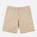 Fred Perry Classic Twill Men`s Shorts Warm Stone photo- 0