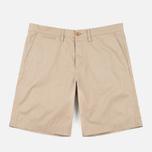 Мужские шорты Fred Perry Classic Twill Warm Stone фото- 0