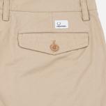 Мужские шорты Fred Perry Classic Twill Warm Stone фото- 1