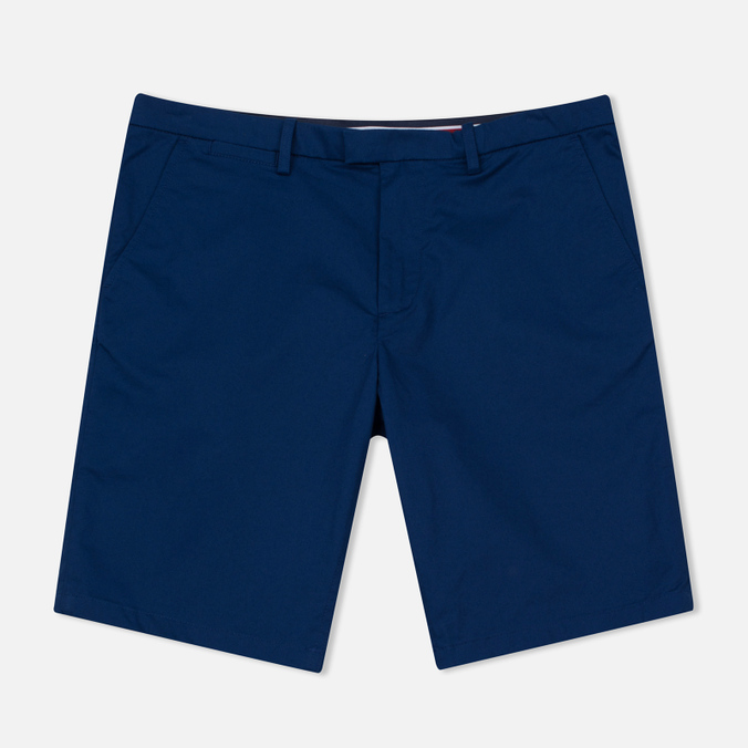 Мужские шорты Fred Perry Sharp Twill Medieval Blue