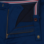 Мужские шорты Fred Perry Sharp Twill Medieval Blue фото- 2