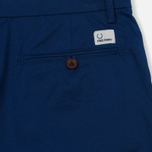 Мужские шорты Fred Perry Sharp Twill Medieval Blue фото- 3