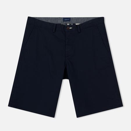 Мужские шорты Gant Relaxed Twill Marine