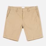 Мужские шорты Gant Rugger Slim Chino Khaki фото- 0