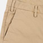 Мужские шорты Gant Rugger Slim Chino Khaki фото- 2