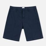 Мужские шорты Gant Rugger Slim Chino Marine фото- 0