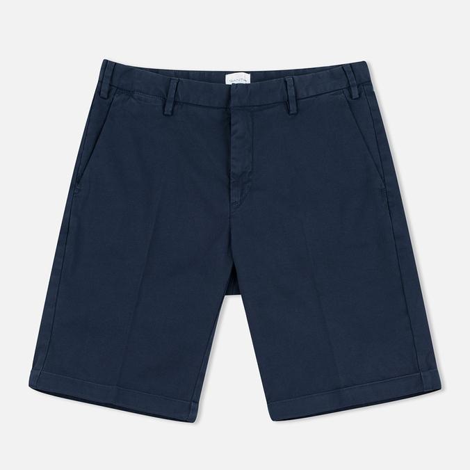 Мужские шорты Gant Rugger Slim Chino Marine