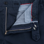 Мужские шорты Hackett Core Stretch Navy фото- 2