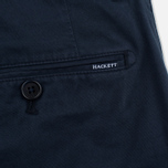 Мужские шорты Hackett Core Stretch Navy фото- 4