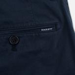Hackett Core Stretch Men`s Shorts Navy photo- 4