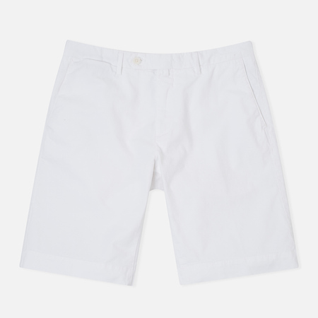 Hackett Core Stretch Men`s Shorts Optic White