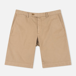 Мужские шорты Hackett Core Stretch Sand фото- 0