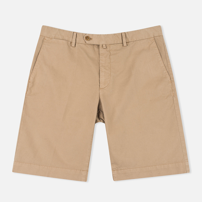 Мужские шорты Hackett Core Stretch Sand