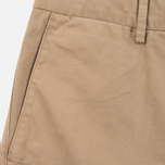 Мужские шорты Hackett Core Stretch Sand фото- 1