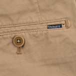Мужские шорты Hackett Core Stretch Sand фото- 4