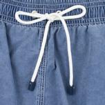 Мужские шорты Hackett N.I Volley Ink фото- 3