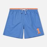 Мужские шорты Hackett N1 Volley Acqua фото- 0