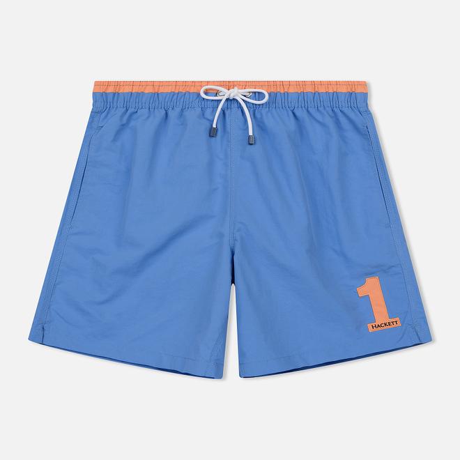Мужские шорты Hackett N1 Volley Acqua
