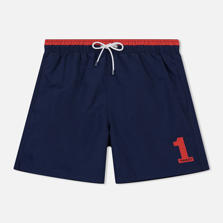 Мужские шорты Hackett N1 Volley Atlantic