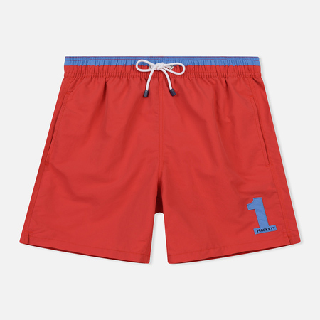 Мужские шорты Hackett N1 Volley Bright Red