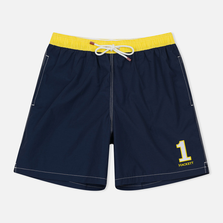 Мужские шорты Hackett Number 1 Volley Navy
