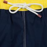 Мужские шорты Hackett Number 1 Volley Navy фото- 1