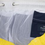 Мужские шорты Hackett Number 1 Volley Navy фото- 5