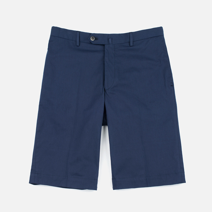 Мужские шорты Hackett Slim Stretch Cotton Navy