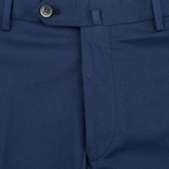 Мужские шорты Hackett Slim Stretch Cotton Navy фото- 1