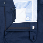Мужские шорты Hackett Slim Stretch Cotton Navy фото- 2