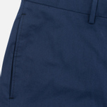Мужские шорты Hackett Slim Stretch Cotton Navy фото- 4