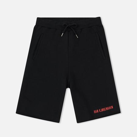 Мужские шорты Han Kjobenhavn Sweat Logo Black