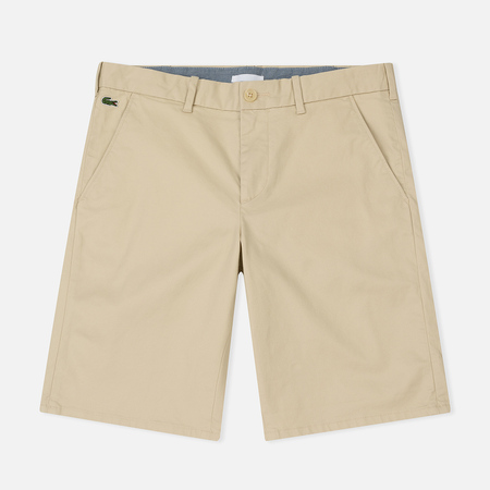 Мужские шорты Lacoste Live Stretch Cotton Twill Chino Cut Bermuda Cord