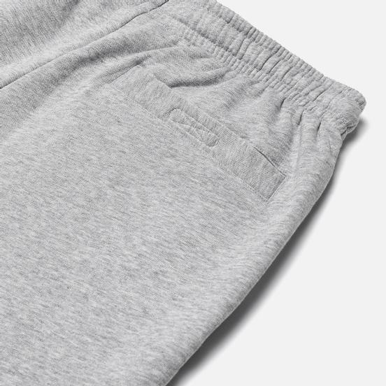 Мужские шорты Lacoste Sport Fleece Tennis Silver Chine