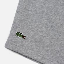 Мужские шорты Lacoste Sport Fleece Tennis Silver Chine фото- 2