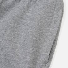 Мужские шорты Lacoste Sport Fleece Tennis Silver Chine фото- 3