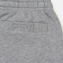 Мужские шорты Lacoste Sport Fleece Tennis Silver Chine фото- 4