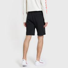 Мужские шорты Lacoste Sport Tennis Fleece Black фото- 2