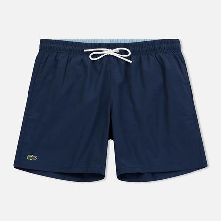 Мужские шорты Lacoste Taffeta Swim Navy