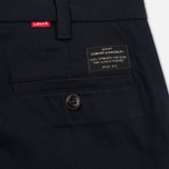 Мужские шорты Levi's Skateboarding Work Twill Black фото- 3