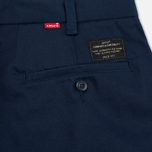 Мужские шорты Levi's Skateboarding Work Twill Navy фото- 3