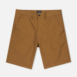 Мужские шорты Levi's Straight Chino Spicy Brown Musta Panama фото- 0