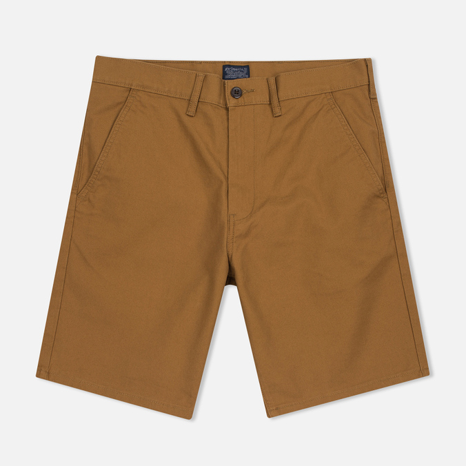 Мужские шорты Levi's Straight Chino Spicy Brown Musta Panama