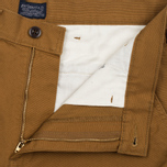 Мужские шорты Levi's Straight Chino Spicy Brown Musta Panama фото- 2
