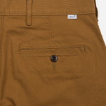 Мужские шорты Levi's Straight Chino Spicy Brown Musta Panama фото- 3