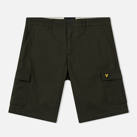 Мужские шорты Lyle & Scott Cargo Dark Sage