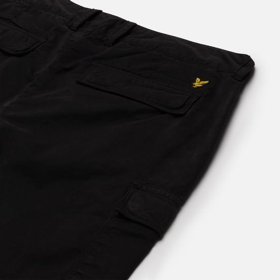 Мужские шорты Lyle & Scott Cargo Jet Black