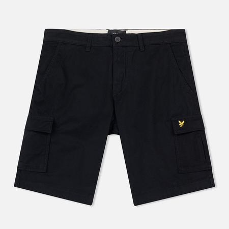 Мужские шорты Lyle & Scott Cargo True Black