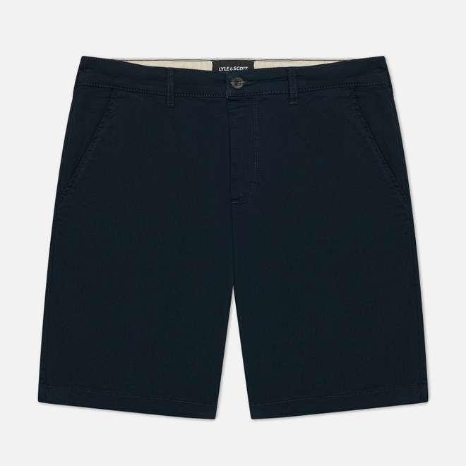Мужские шорты Lyle & Scott Chino Dark Navy